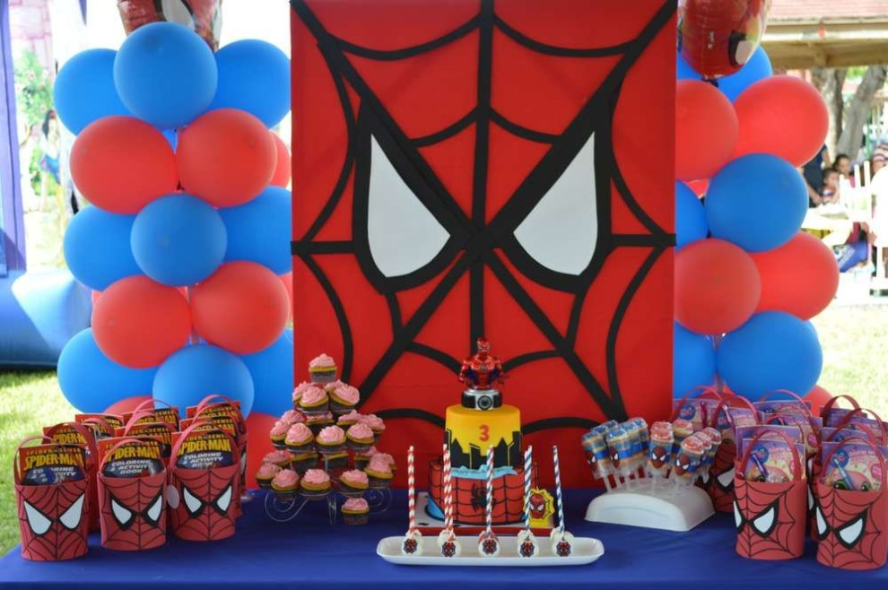 Planning A Barbie or Spiderman Theme Birthday Party