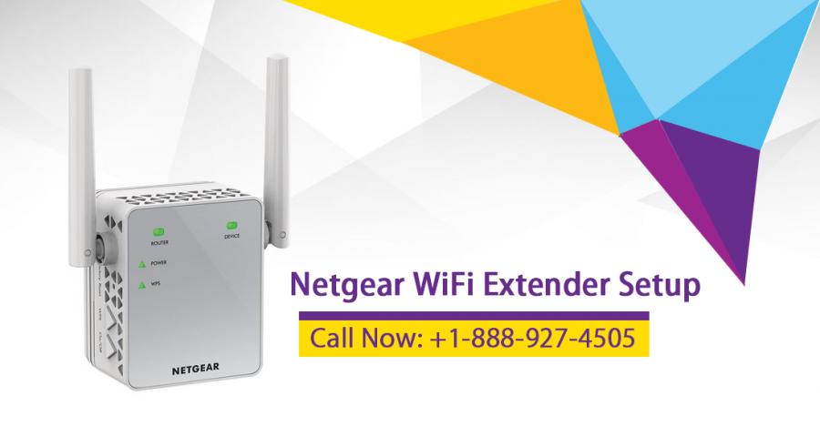 Control Your Entire System via Netgear WiFi Range Extender Setup