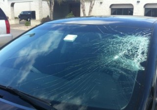5 Reasons Why A Windshield Cracks