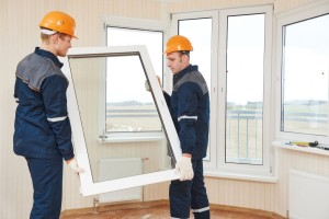 installing upvc windows