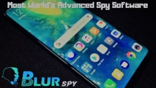 Remotely Monitor Any Android Device Using BlurSPY Tracking App!