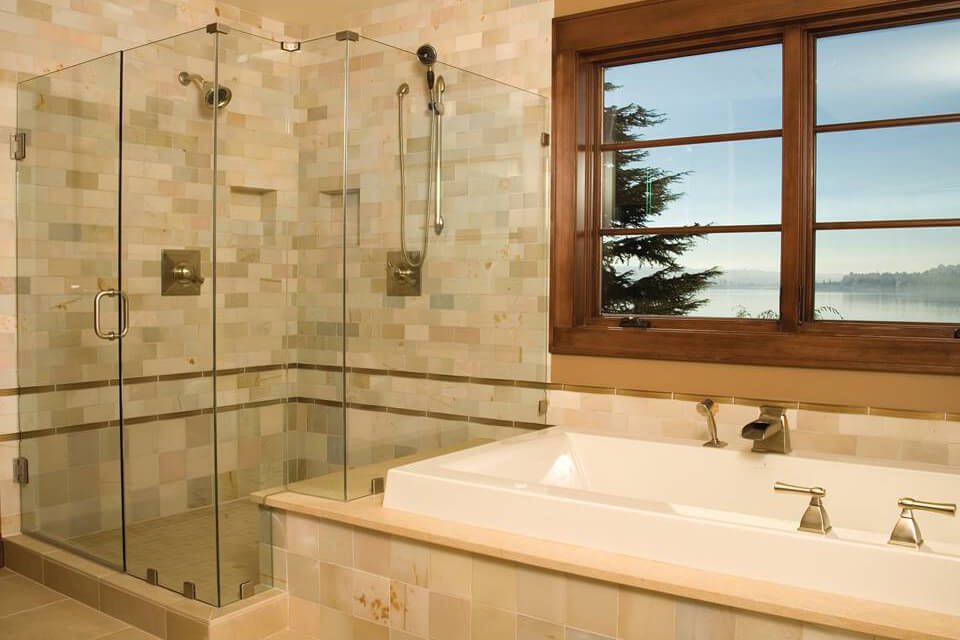 Design Ideas for Custom Glass Shower Enclosures
