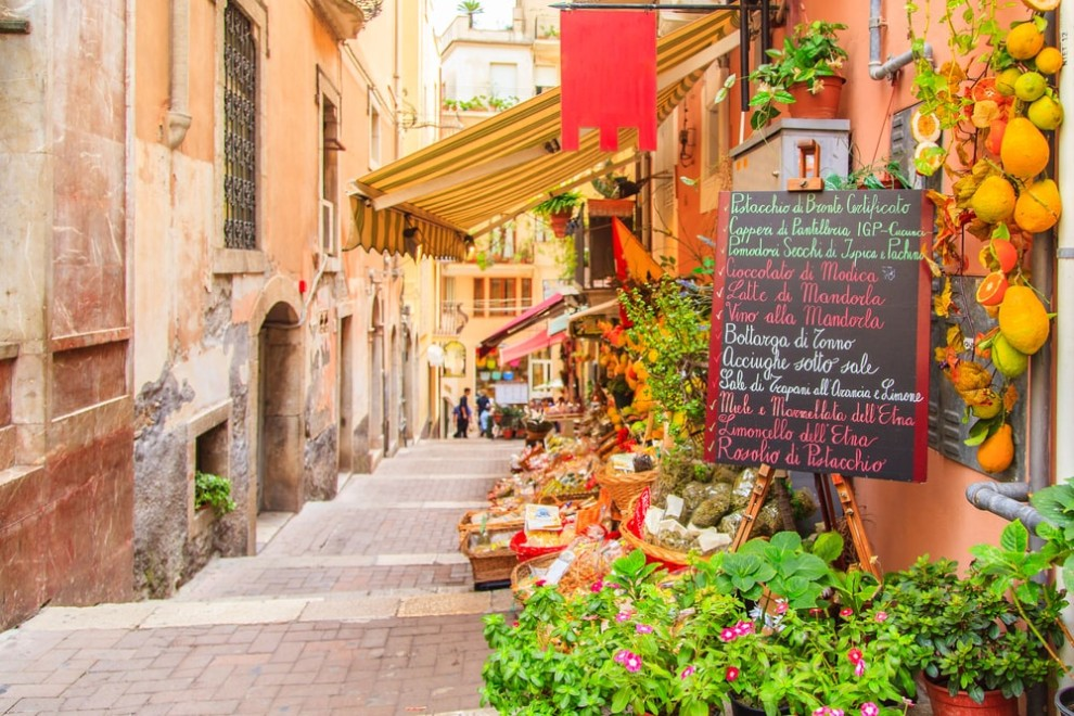 The Beauty Of Sicily